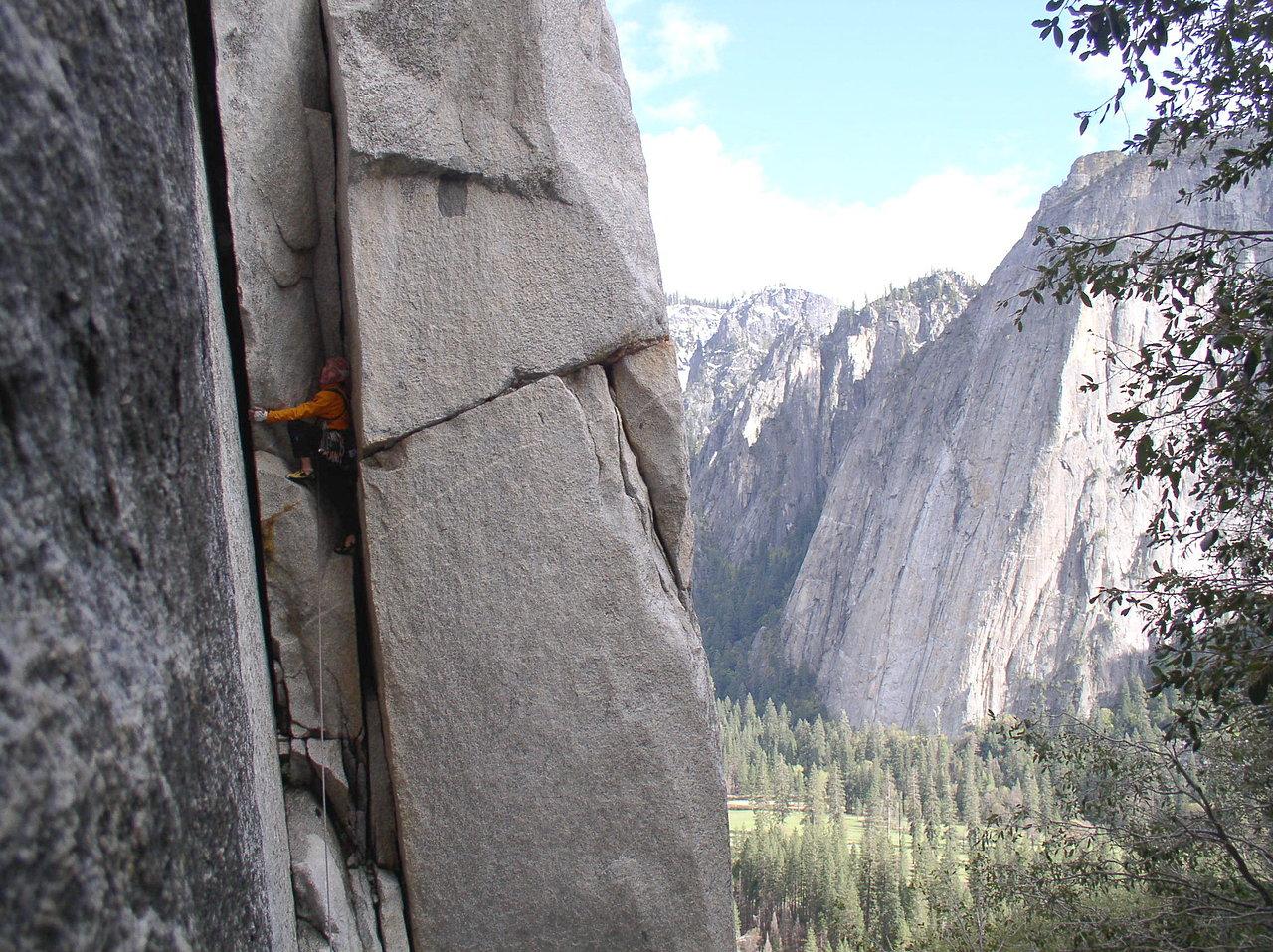 Yosemite / Kamarek