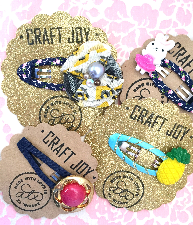 craft joy clips