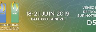 Nous exposons à l'EPHJ Genève du 18 au 21 juin 2019