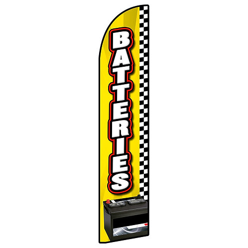 BATTERIES SPF7164