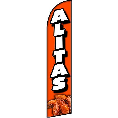 ALITAS Feather Flag