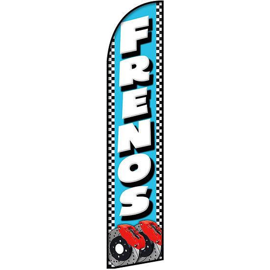 FRENOS Feather Flag