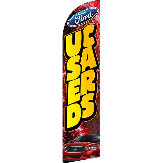 USED CARS FORD Feather Flag