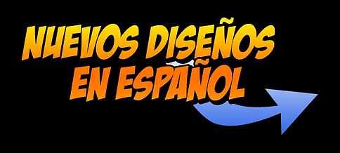 nuevos disenos en espanol