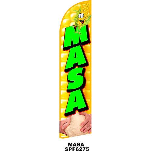 MASA Feather Flag