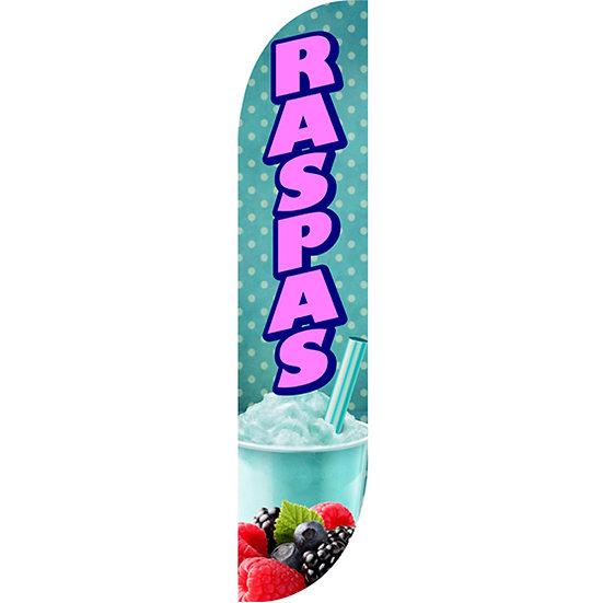 RASPAS Feather Flag