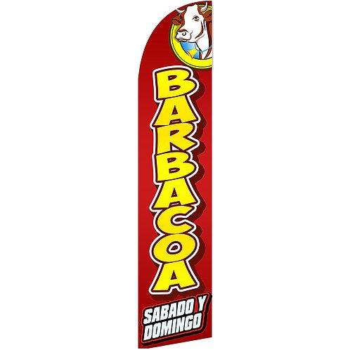 BARBACOA SAB Y DOM SPF 6012