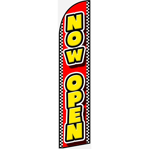 NOW OPEN SPF7024