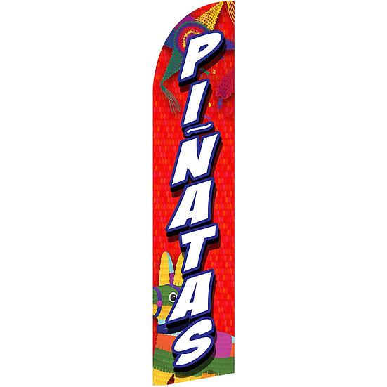 PIÑATA Feather Flag