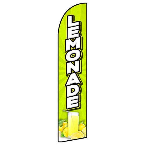 LEMONADE Feather Flag