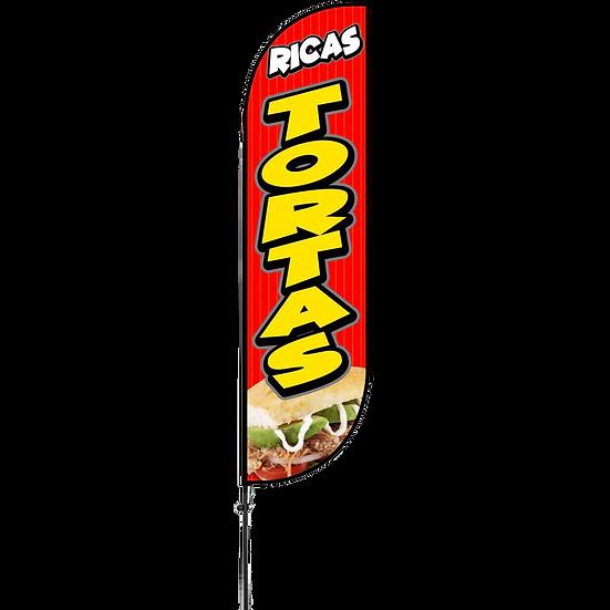 SPF9215 RICAS TORTAS