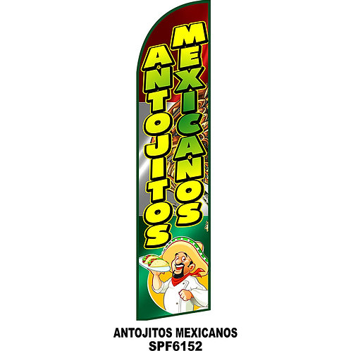 ANTOJITOS MEXICANOS SPF6152