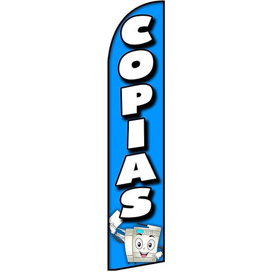COPIAS Feather Flag