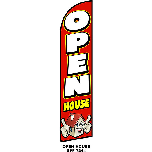 OPEN HOUSE RED SPF7244