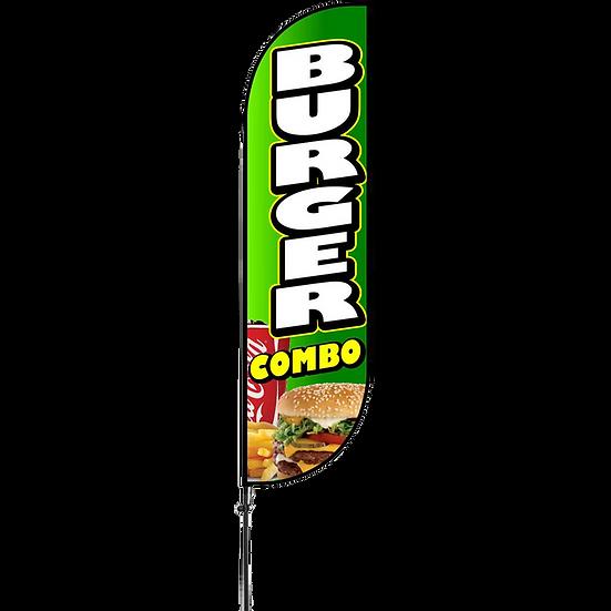 SPF9016 BURGER COMBO