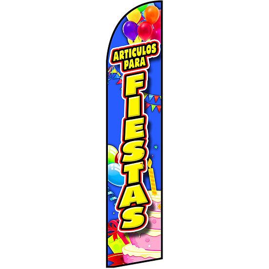 ARTICULOS PARA FIESTA Feather Flag