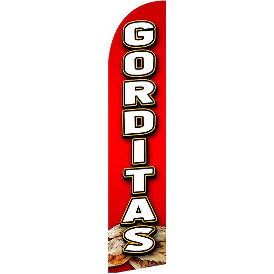 GORDITAS Feather Flag