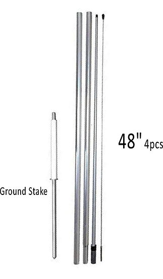 POLE KIT (With Goundstake)