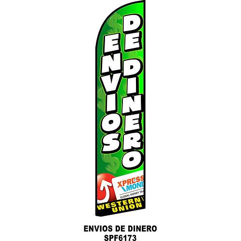 ENVIOS DE DINERO SPF6173