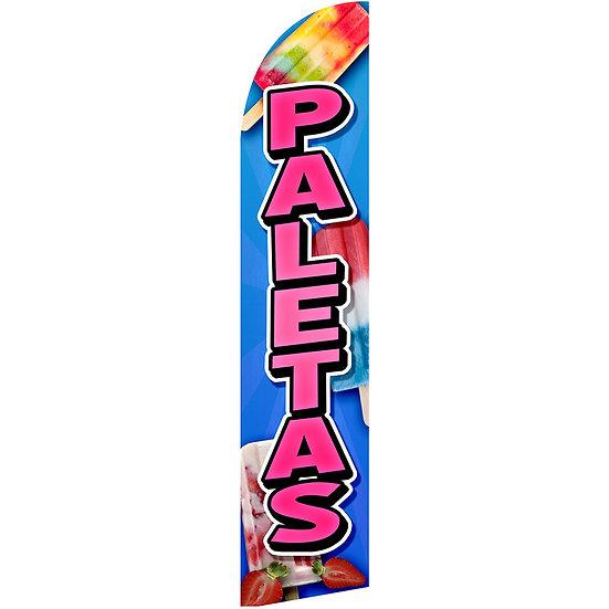 PALETAS Feather Flag