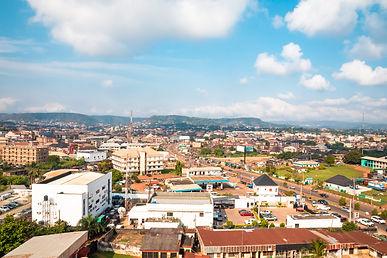 Lebensmittelverarbeitung und -logistik in Westafrika