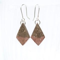 Birch Diamond Earrings