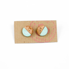 Cork and Paper Studs