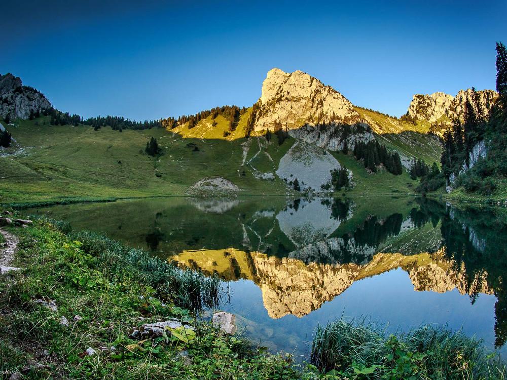 Lac Arvouin