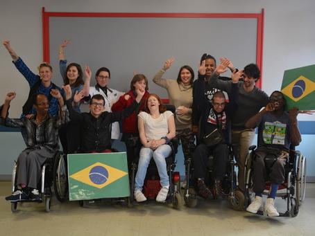 Opération Rio: aidez huit jeunes handicapés de Gonesse à partir aux J.O.