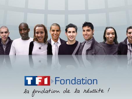 Vous connaissez TF1, mais connaissez vous La Fondation TF1 ?