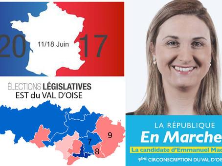 5 questions aux candidat(e)s de l'Est du Val d'Oise. ZIVKA PARK (LREM - 9e circo)
