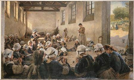 Marie Pape-Carpantier, la mère des maternelles