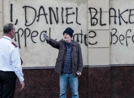 Moi, Daniel Blake :  Un grain de sable dans le système
