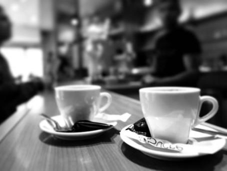 Un café avec Robert