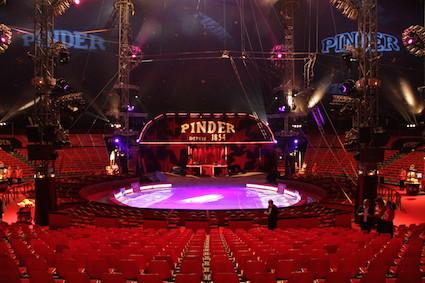 """visagonews.com vous """"offre"""" des places pour le cirque Pinder !"""