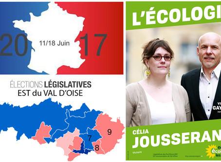 5 questions aux candidat(e)s de l'Est du Val d'Oise. CELIA JOUSSERAND (EELV - 7e circo)