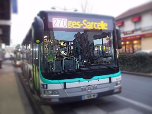 Ligne 270 ©ratp