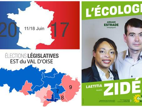 5 questions aux candidat(e)s de l'Est du Val d'Oise. Laëtitia ZIDEE (EELV - 8e circo)