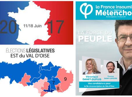 5 questions aux candidat(e)s de l'Est du Val d'Oise. Véronique DANET-DUPUIS (FI - 9e circo)