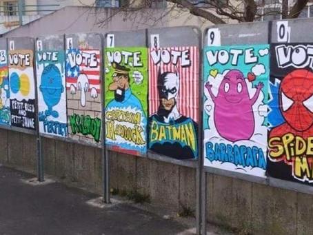 « Dis moi pour qui tu as voté… »