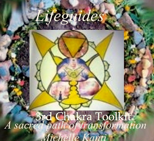 3rd Chakra toolkit