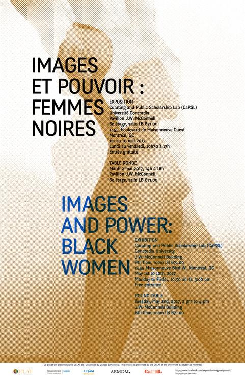 Images et pouvoir : femmes noires