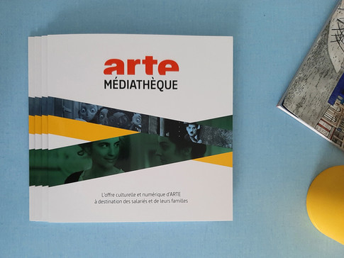 Arte Médiathèque