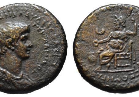 Nero and the Solar Eclipse of 59 AD