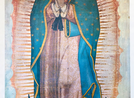 Our Lady of Guadalupe, meaning and symbolism