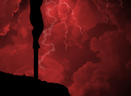 The Damnation of Judas and the Crucifixion Darkness Event