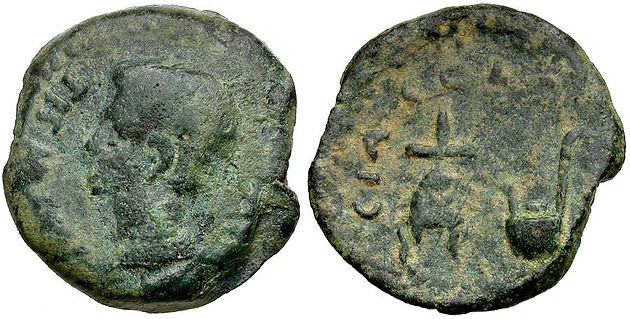 Pontius Pilate and the Numismatic Evidence of Opium in Israel, the