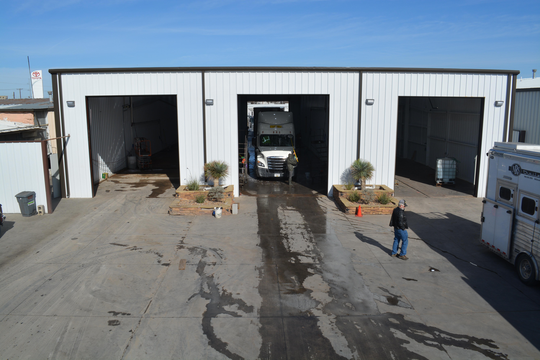 Combo D Truck Wash