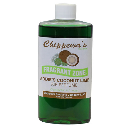 "Chippewa's ""Addie's Coconut Lime"" Fragrant Zone"