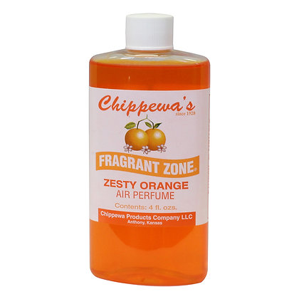 "Chippewa's ""Zesty Orange"" Fragrant Zone"